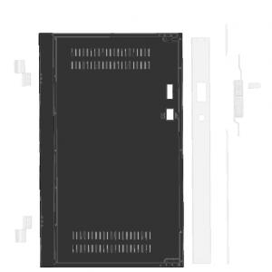 Door and Top Panels