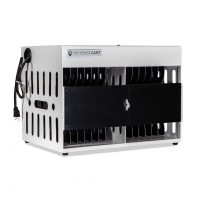 AC-COMP-16: 16 Bay Secure Charging Cabinet, Doors Closed View