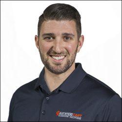 Garrett McKelvie- VP