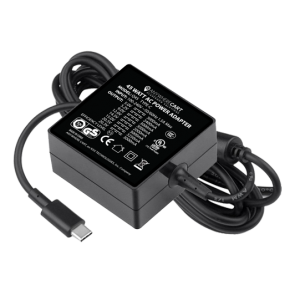 Anywhere Cart AC-45W: 45 watt USB-C Power Adapter / Charger Top Image