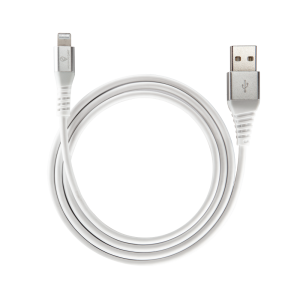 Anywhere Cart AC-3-MFI: Apple MFi Certified USB to Lightning Cable, Gen 2