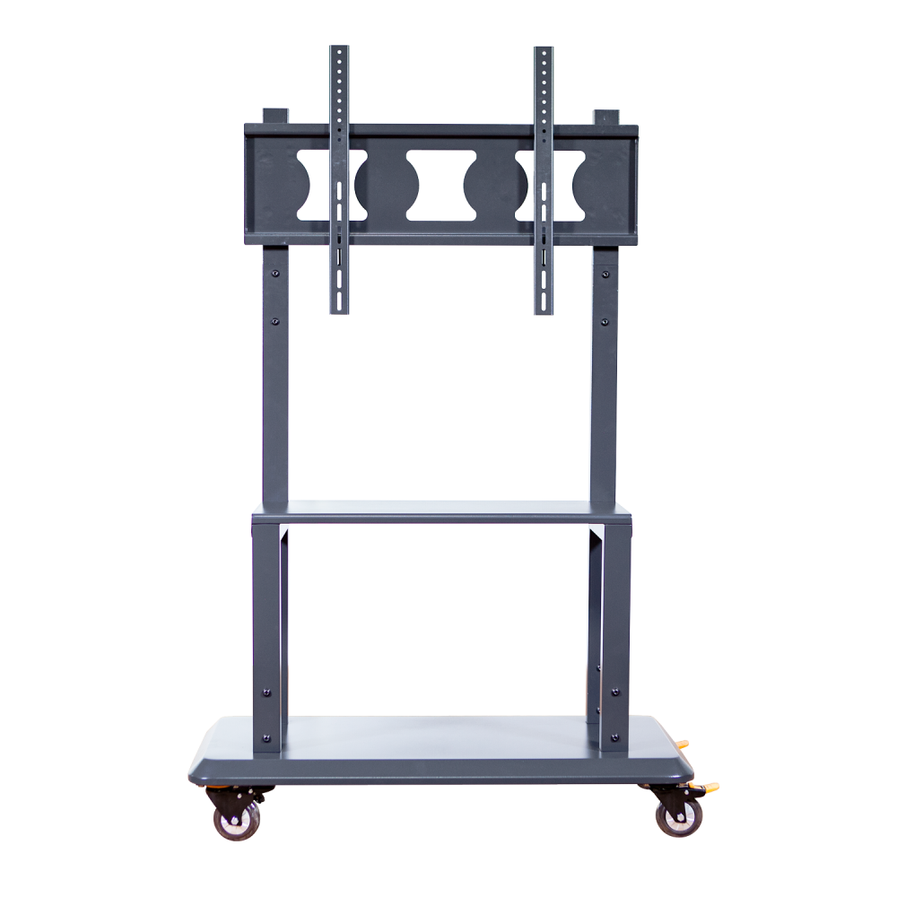 Anywhere Cart AC-STAND: Interactive Flat Panel Cart / Stand - Front, straight image