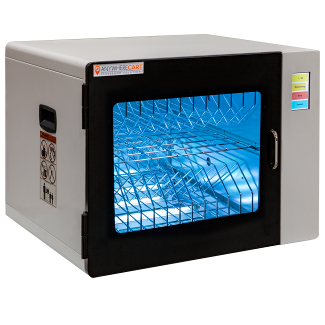 AC-CLEAN Configurable UV-C Sanitizing Cabinet